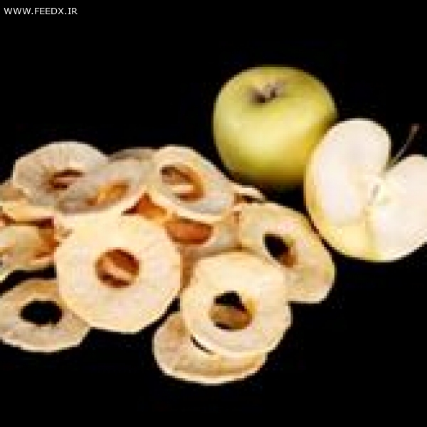 سیب خشک - خشکبار محسن نیاوران